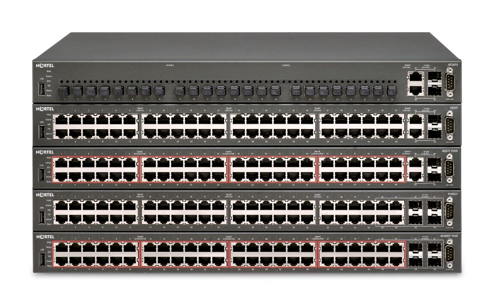 Ethernet Routing Swtich 4500