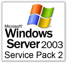 Windows 2003 SP2