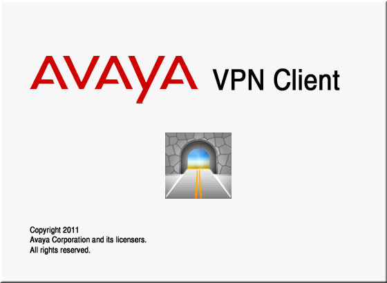 Avaya VPN Client Release 10 06 104 for Windows 7