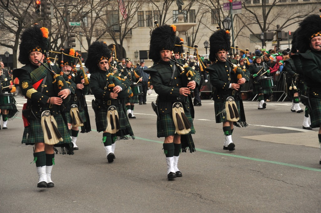 252nd New York City 2013 St. Patrick's Day Parade - by asterix611
