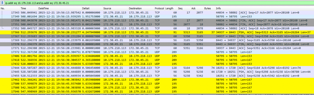 Wireshark-Columns